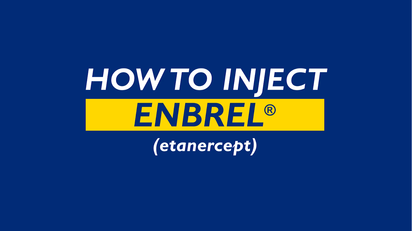 How to Inject Enbrel