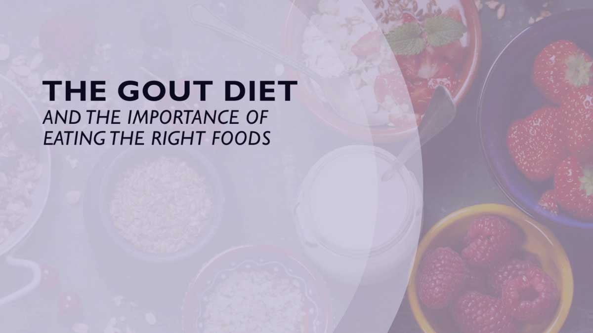 The Gout Diet