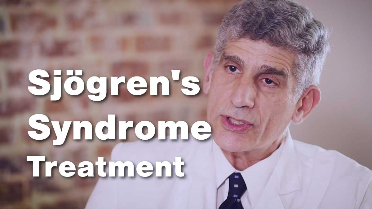 Sjögren's Syndrome – Treatment