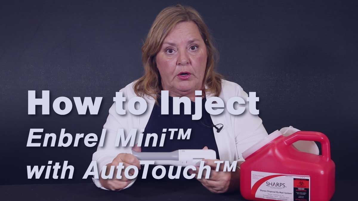 How to Inject Enbrel Mini