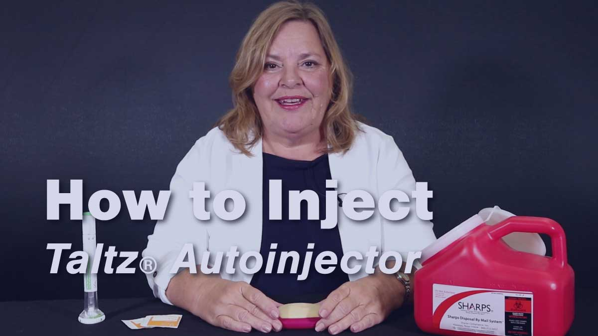 How to Inject Taltz