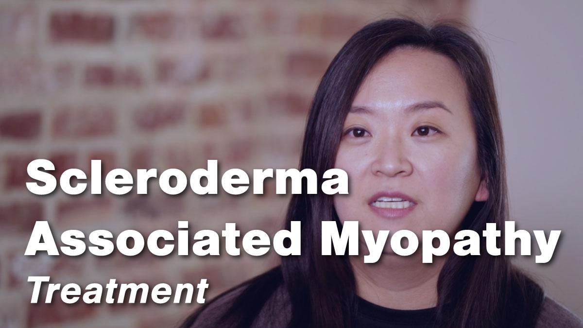 Scleroderma Associated Myopathy – Treatment